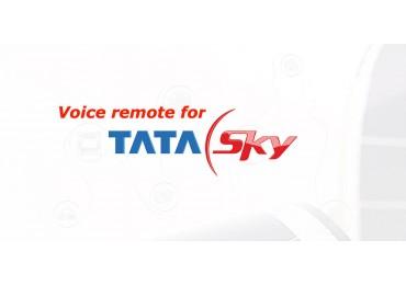 Tata Sky VOICE Remote