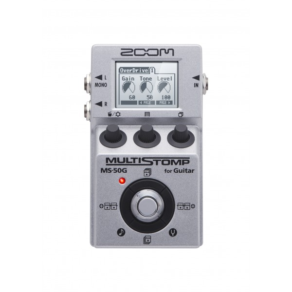 Zoom MS-50G MultiSto...