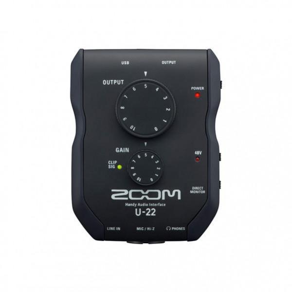 Zoom U-22 Handy Audi...